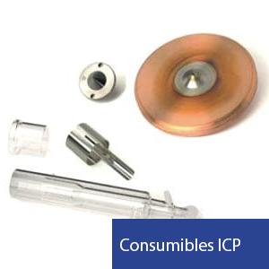 consumibles icp