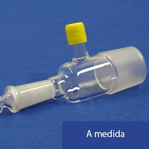 cristaleria de laboratorio a medida