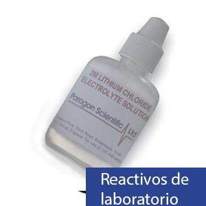 reactivos de laboratorio